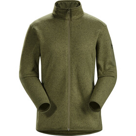 Arc'teryx Covert Cardigan Donna, arbour heather